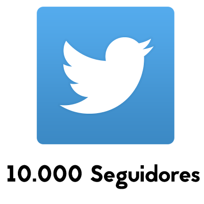 comprar 10000 seguidores twitter